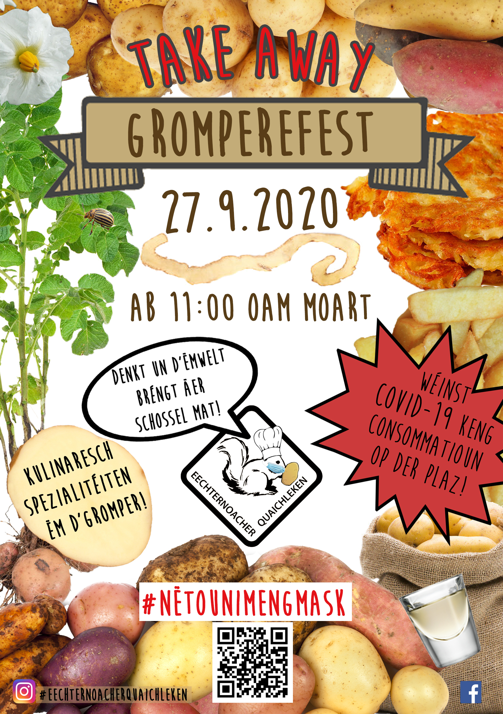 Gromperefest20